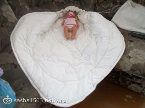 Конверт-одеяло своими руками