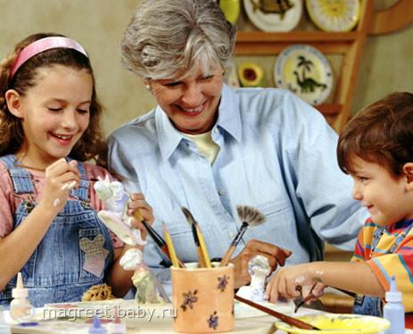 Как провести день с ребенком дома: 7 идей