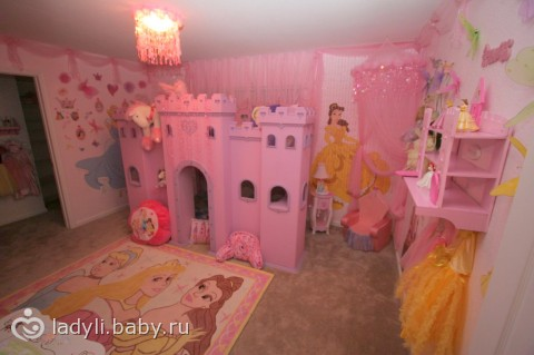 Disney princess bedroom set