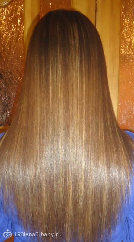Осветление волос для ребенка