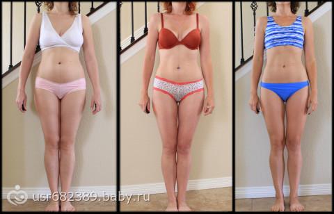 как можно убрать жир с живота дома