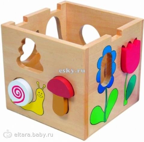 Деревянный подарок для детей 622