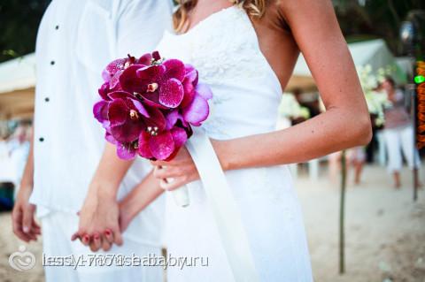 Изобр по > Самые Необычные Свадебные Букеты