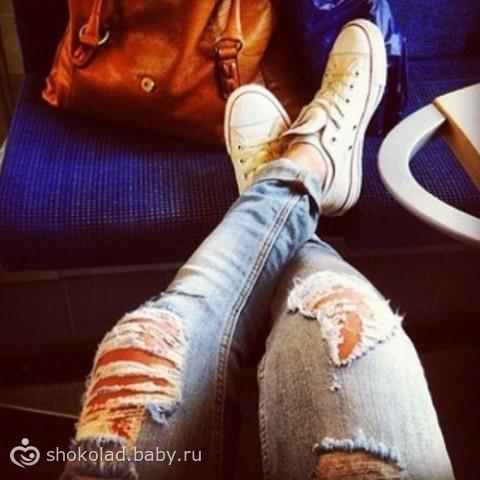 Как сделать кожу на ногах нежной и гладкой? - Мода 30