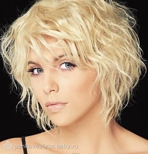 Как сделать эффект мокрых волос на короткие волосы
