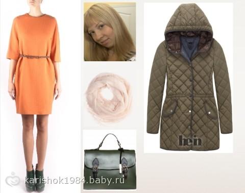 sezonmoda.ru - Повседневное молодёжное платье