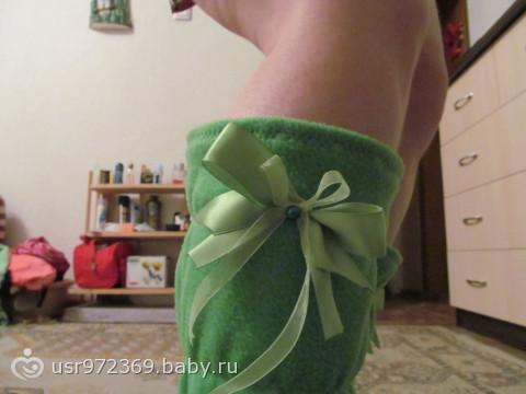 Тапочки из флиса выкройка - Выкройки одежды