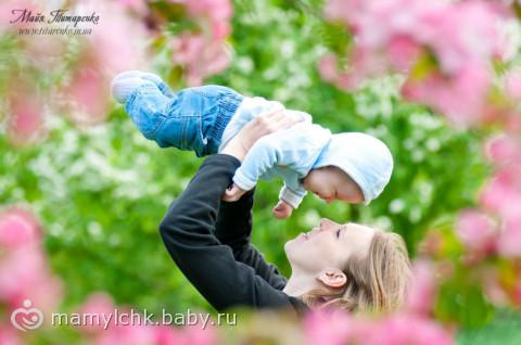 Идеи длясессии с ребенком на природе