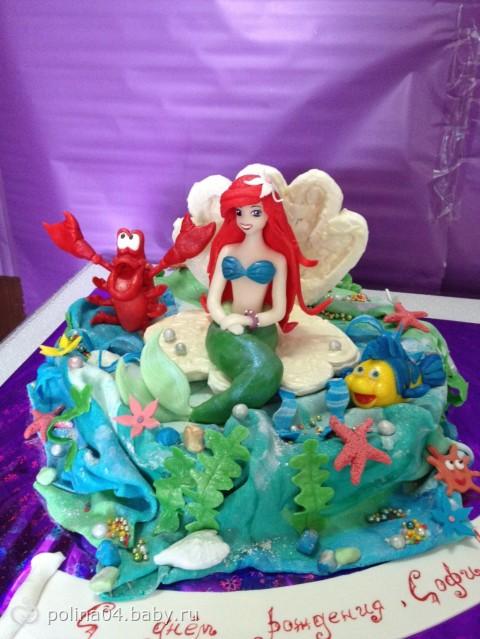 Торты фото красивые для девочек торты