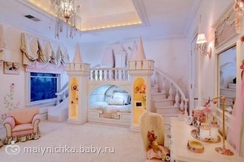 Детская комната моей мечты для всех