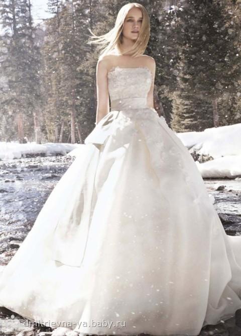 Свадебные платья Vera Wang (много картинок) - Свадьба - на бэби.ру