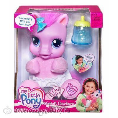 пони игрушки фото