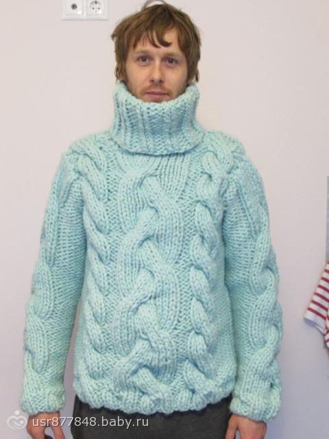 Lt b gt хочу связать мужу lt b gt тёплый lt b gt свитер lt b gt крупной вязки какой вязкой lt b gt lt b gt