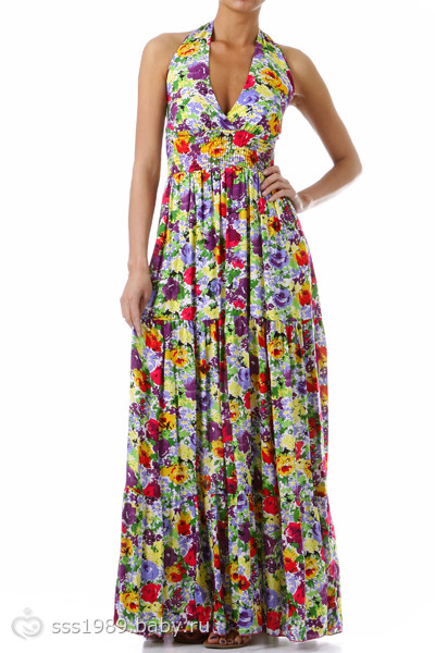 В нашем интернет магазине вы можете купить летние платья и сарафаны по доступным ценам с