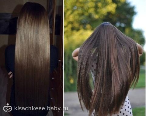 Как быстро сделать чтобы волосы выросли за неделю