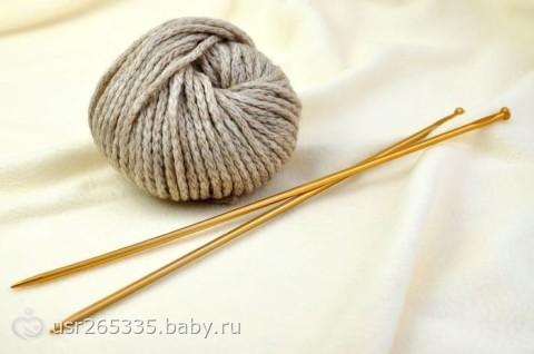 МК шапочка для новорождённых для начинающих!!!