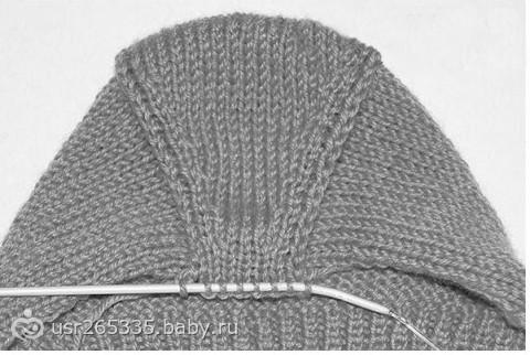 МК шапочка для новорождённых для начинающих... как связать чепчик