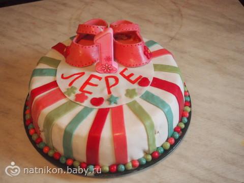 Торт дочери на 5 лет своими руками 57