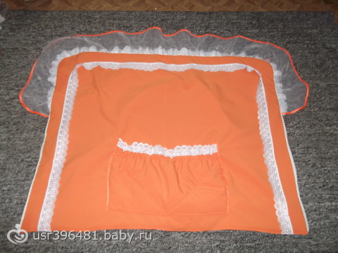 Как сшить одеяло новорожденному
