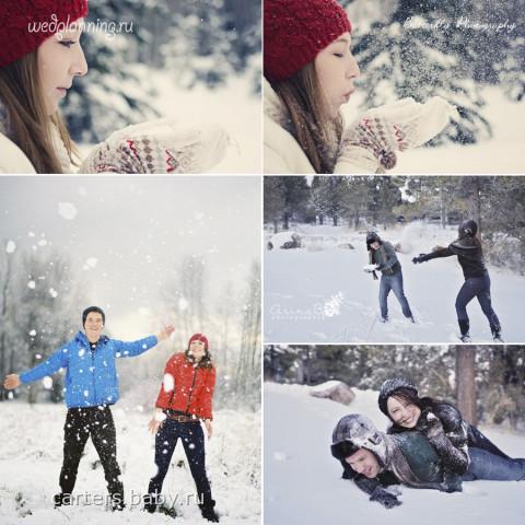 Идеи для зимней