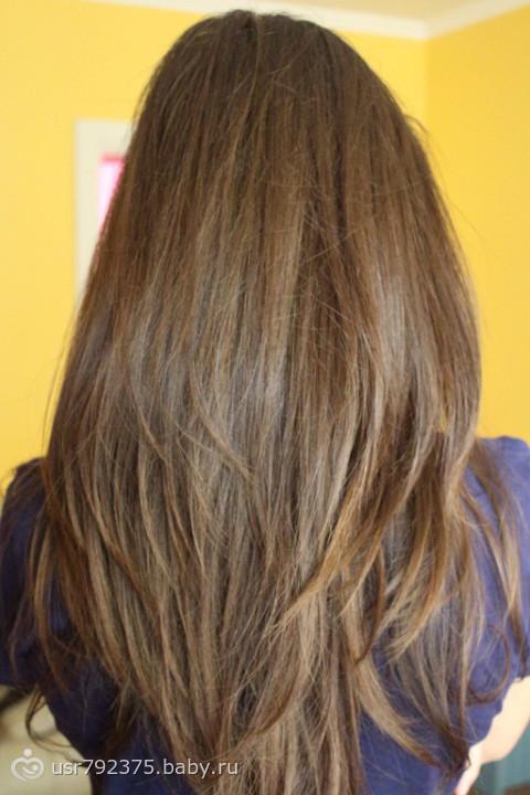 цвет волос корица фото: