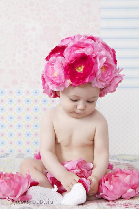 Идеи для фотосессии малыша для всех