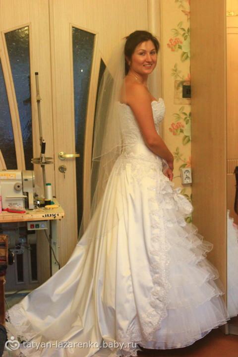 Во сне сшить свадебное платье 456