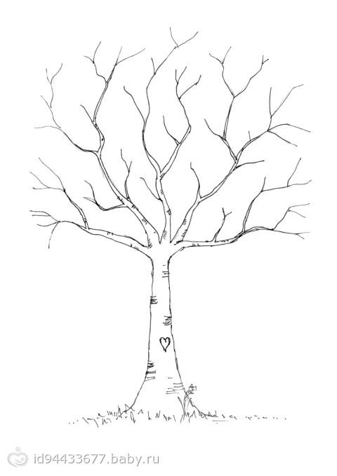 Дерево из гирлянды своими руками фото