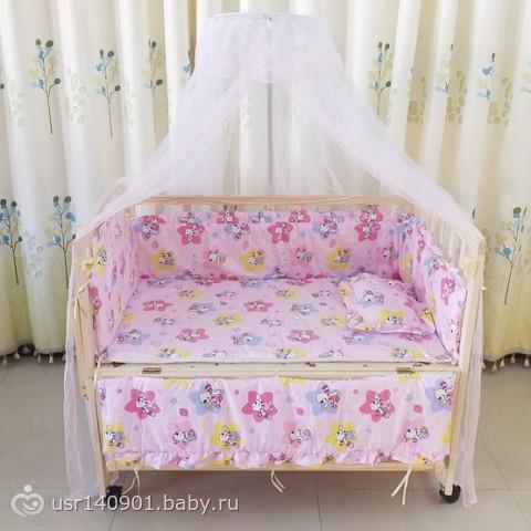 Детские кроватки для всех