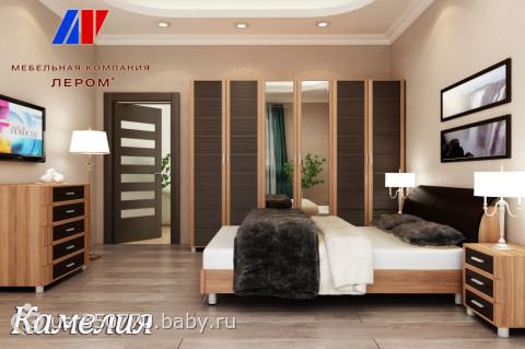 Спальня Спальный гарнитур