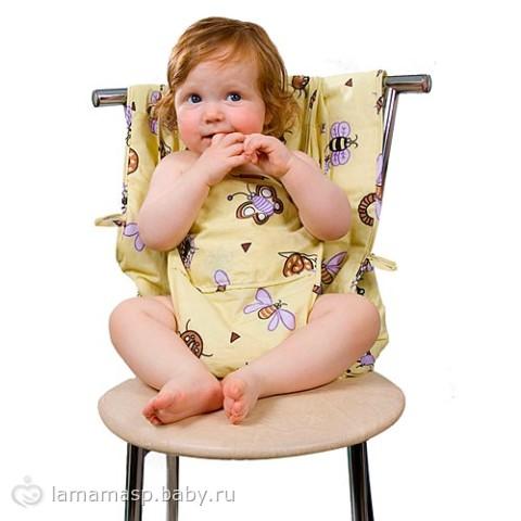 Сиденье для стульчика chicco своими руками