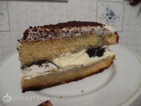 Бисквит быстро и вкусно рецепт