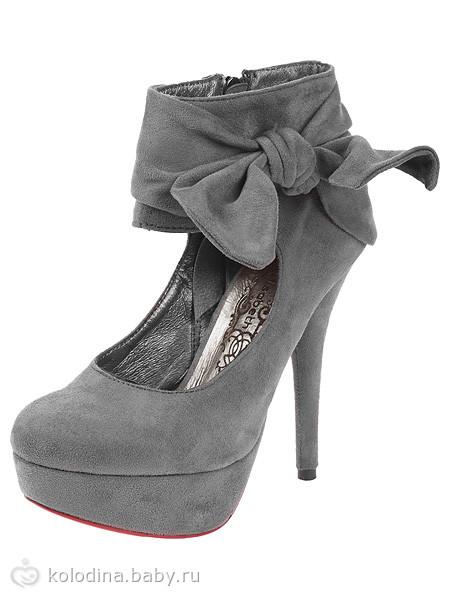 Красивые туфли на каблуке с платформой фото