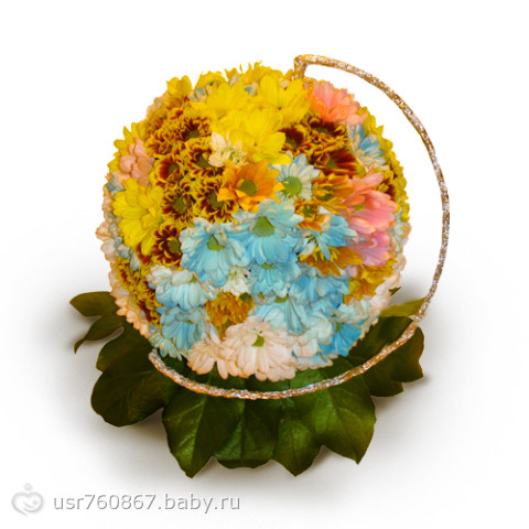 Конкурс цветов на тему букет