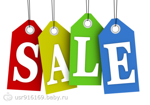 Сезонная распродажа одежды - на бэби.ру