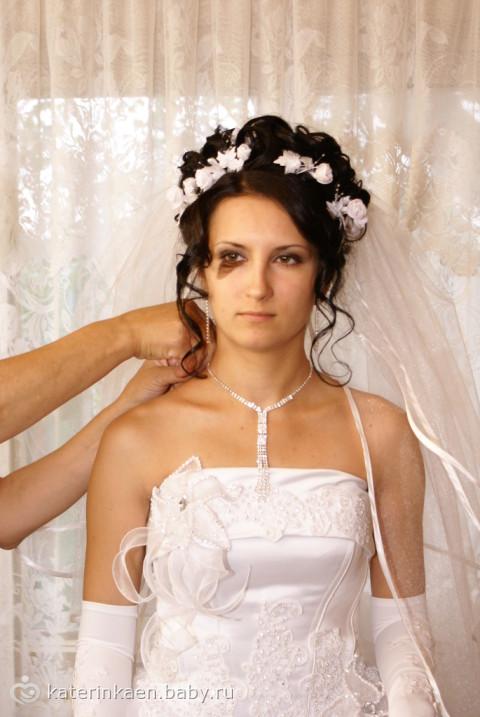 Wedding Saloon :: Как сшить свадебное платье самой - Свадебные