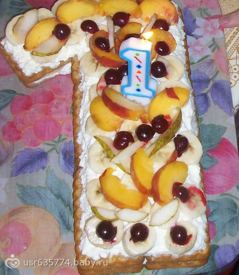Торт для мальчика своими руками рецепт с