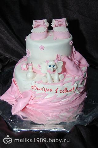 девочки подскажите какой тортик выбрать???? и как вы вообще собираетесь отмечать первый день рождение вашего чуда...