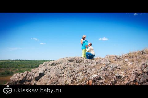 А вот и наши пузатые 30 неделек)) Огромные))