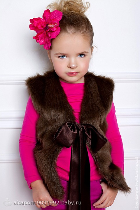 Фотографии красивых деток)))