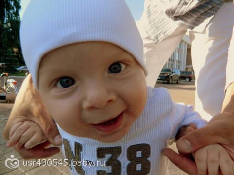 Нам 8 месяцев)) фотоотчет (для себя)