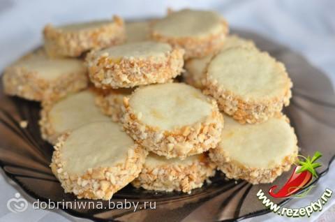Песочное печенье со сгущенкой рецепты с фото