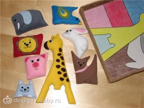 Сшить массажный коврик для ребенка своими руками