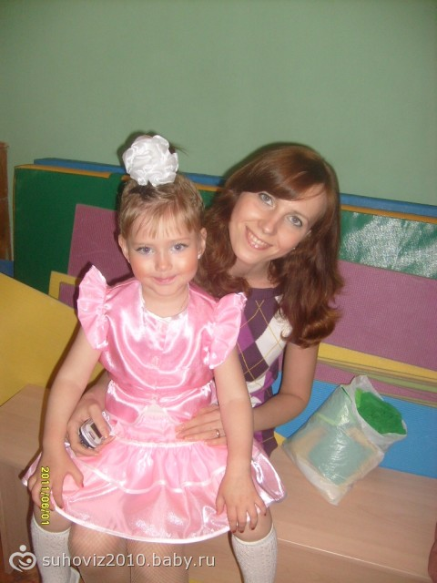 Моя юная танцовщица!