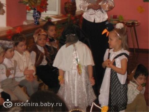 Новогодние костюмы детям или как издеваются родители