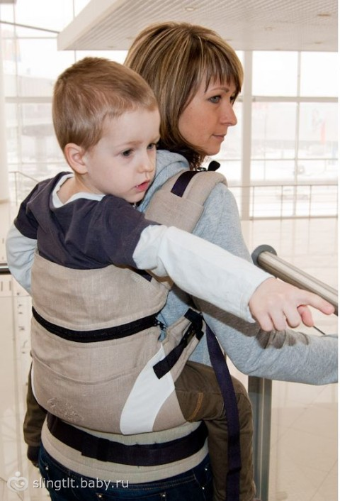 Эрго-рюкзачки есть. Хотите?  :) не только для Тлт.