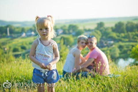 Наша летняя фотосессия