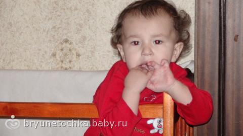 Немного фоток нашей кудряшки)