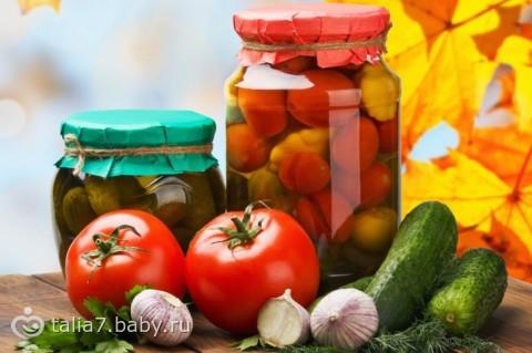 Почему при беременности хочется соленых огурцов