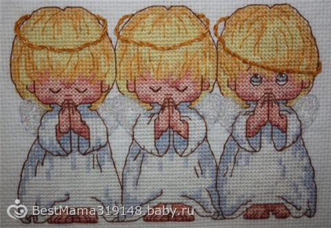 Значение вышивки ребенок